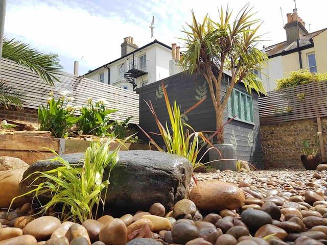 New Beach garden
