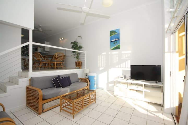 Beach Front Villa 49 - Air conditioned