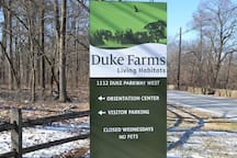 Visit Duke Farms    2.4 miles away