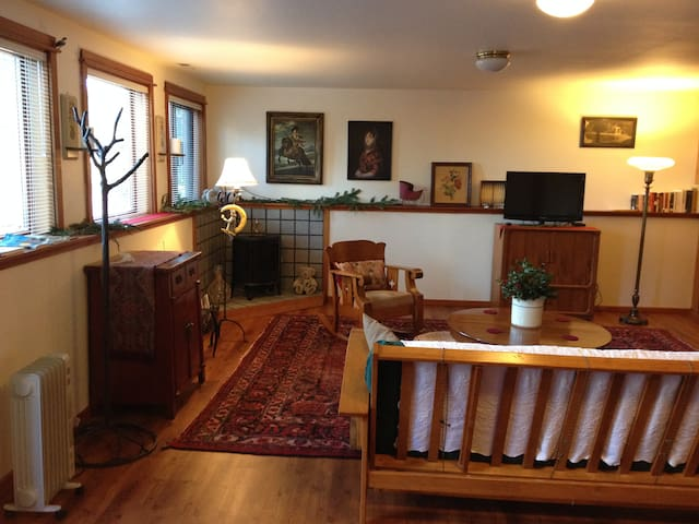 Tess's Guest House at North Beach - Port Townsend - อพาร์ทเมนท์