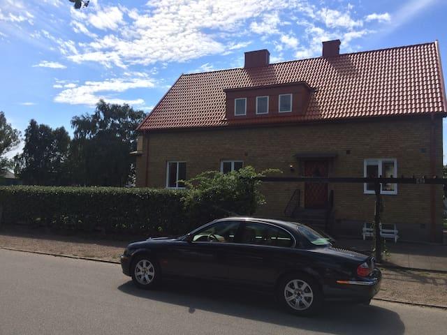 Hus till uthyrning i centrala Halmstad - Halmstad - Hus