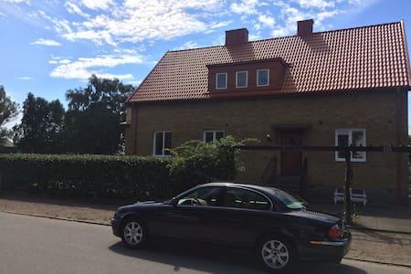 Hus till uthyrning i centrala Halmstad - Halmstad