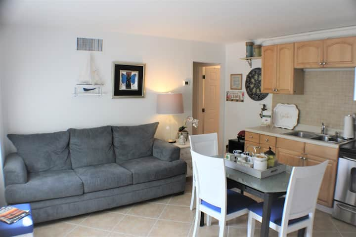 "Nice ""in town"" location for this 1 Bedroom - 1 Bath Condo"