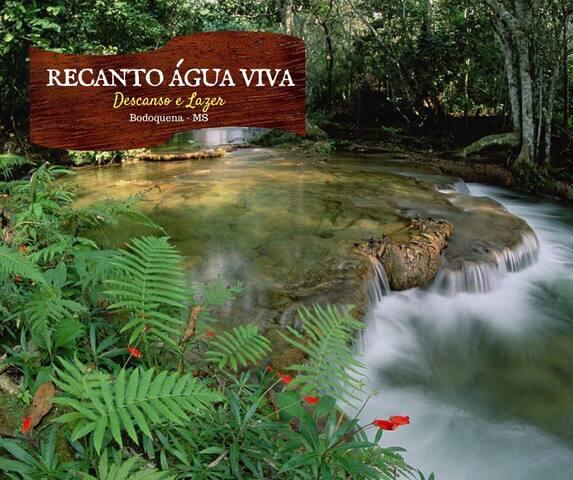 Chácara Água Viva (Aluguel por Temporada)