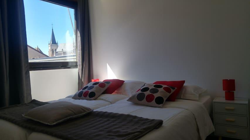 Appartement 2 pièces à Thonon les bains