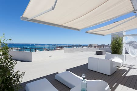 Exclusive Penthouse 360º Sea Views Fancy Palma - Palma