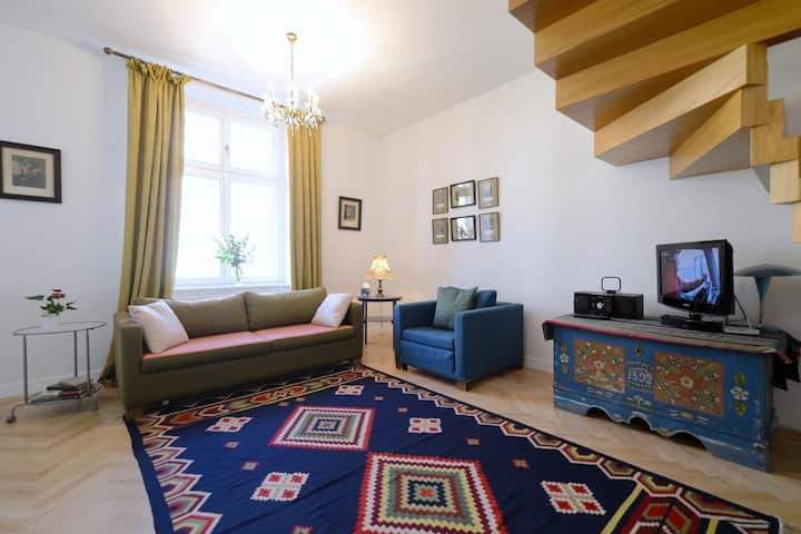 Crystal Suites Old Town - apartament Penthouse
