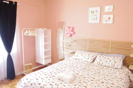 Double Room, Riverside, Center, - Madrid - Bed & Breakfast