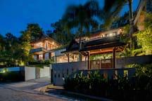 Surin Beach, Seaview Luxury 5 Bedroom Pool Villa
