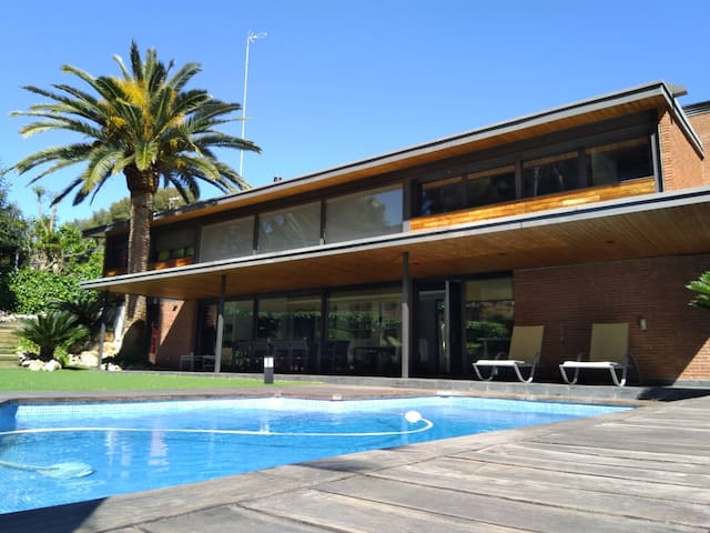 House near the Beach in Barcelona, Castelldefels
