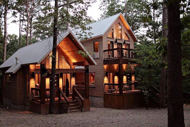 Tranquil Skies Brand New Cabin at Broken Bow Lake