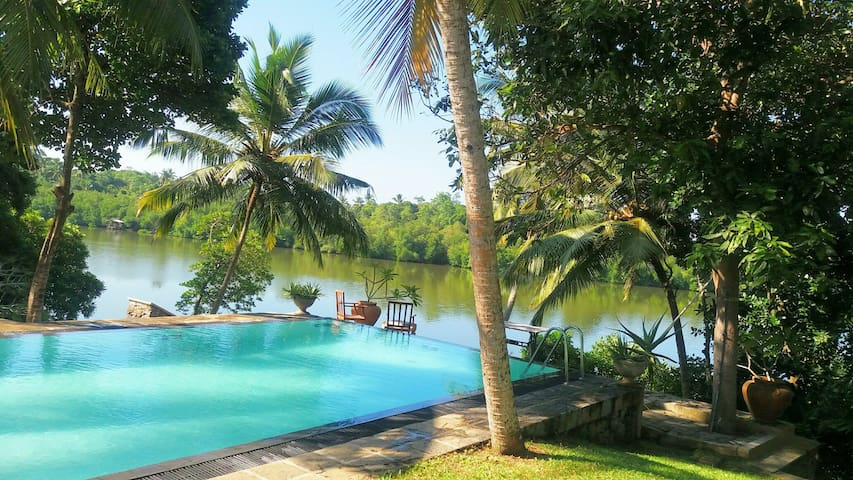 Amazing Private Boutique Villa - Ambalangoda - Huis