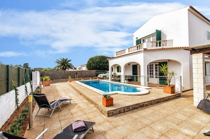 Villa ideal para sus vacaciones