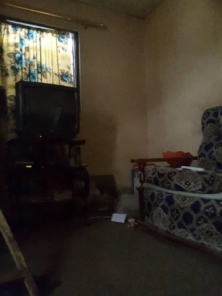 Ghana Room