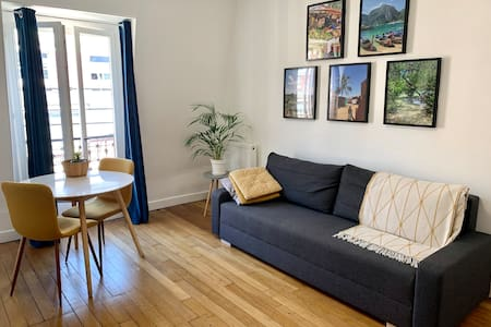 Bright appartment in the 12th district of Paris