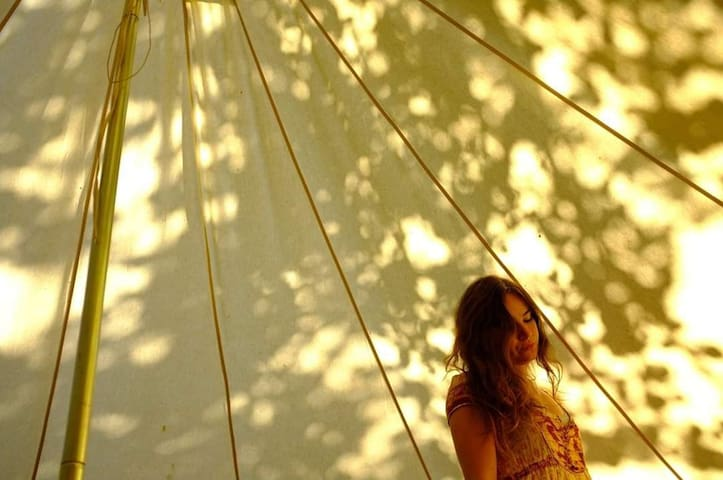 Riverside Bell tent