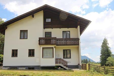 For rent 2-8 p. beautiful house Bad Kleinkirchheim - Wiedweg - House