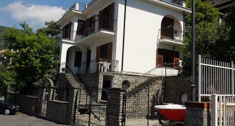 Alloggio in villa Alassio