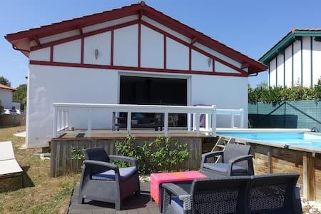 Maison au Pays Basque avec piscine - Ustaritz - 独立屋
