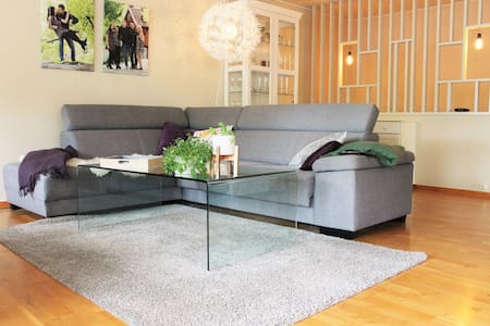 Suburb airbnb temple - 2 bedrooms - Bergen