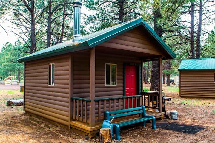 Spruce Cabin - Arizona Nordic Village