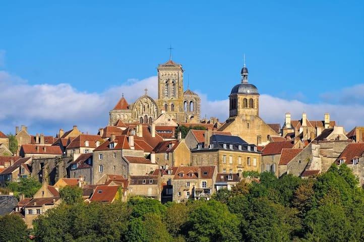 Les Bois de Vézelay