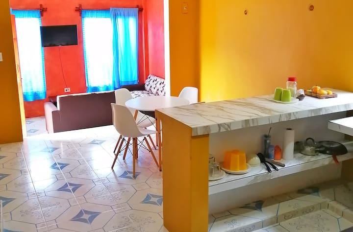 Casa deTia  Ruta Puuc Uxmal Mayapan Mucuyche Ticul