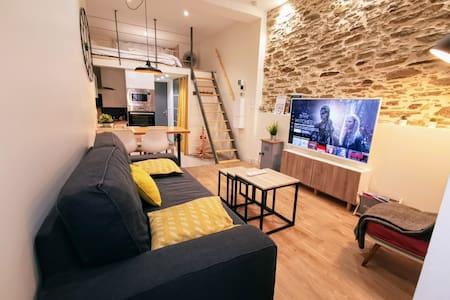 Gite urbain la loge des voyageurs 2019 + PARKING