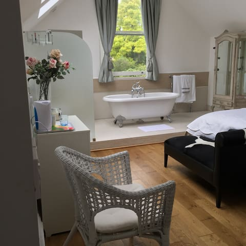 Mansion luxury room (special offer) - Londen - Huis