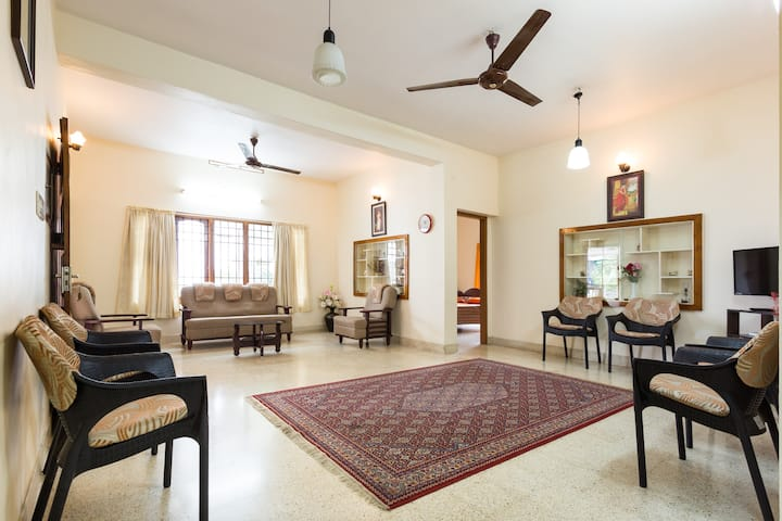 Athithi Homes - A Government Certified Homestay