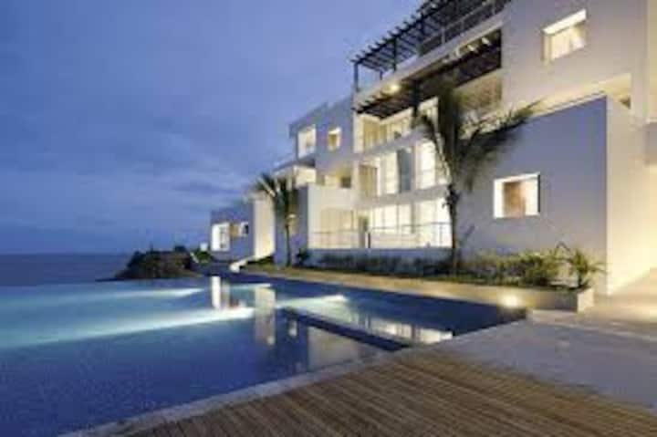 Hermoso departamento en Casablanca con piscina