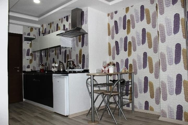 Ringa Homes - Kundu Kahvaltı Dahil 1+1 Evler - Muratpaşa - Pis