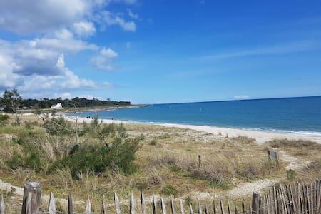 Maison Bretonne à deux pas du port et de la plage
