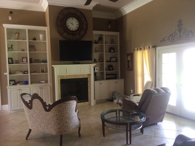 Bedroom with private bath #2 - Prairieville - Ev