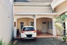 Garasi dan carport