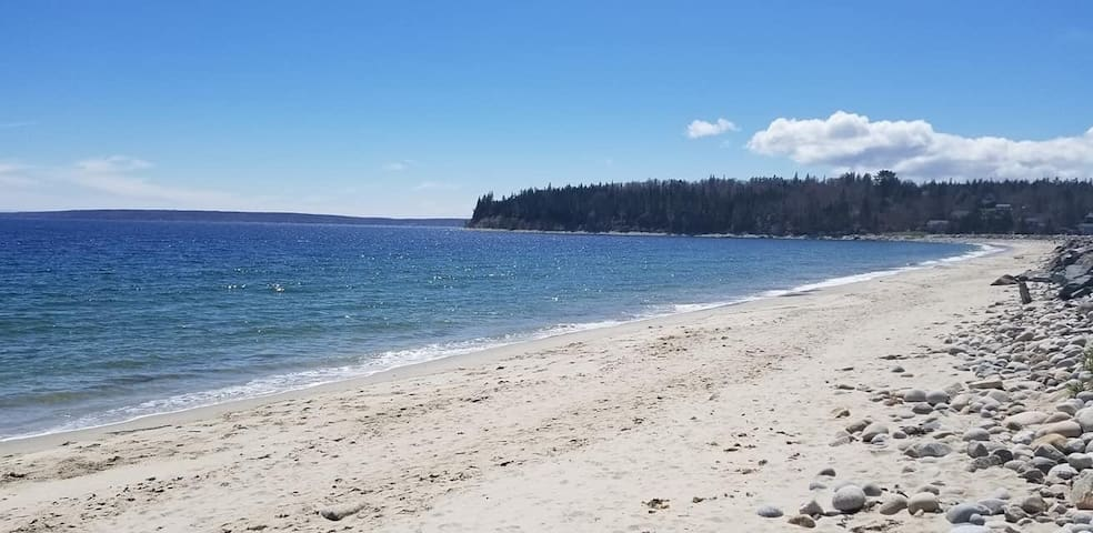 South Shore Nova Scotia: The Blue Room