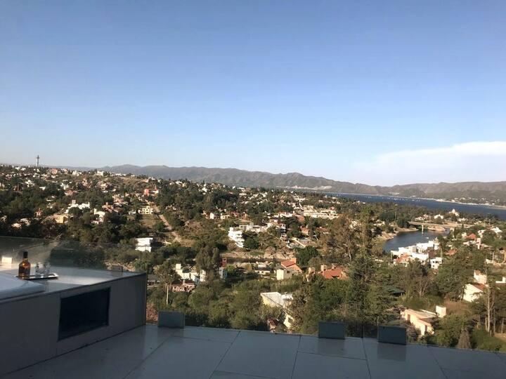 Loft de categoria con la mejor vista de la Villa