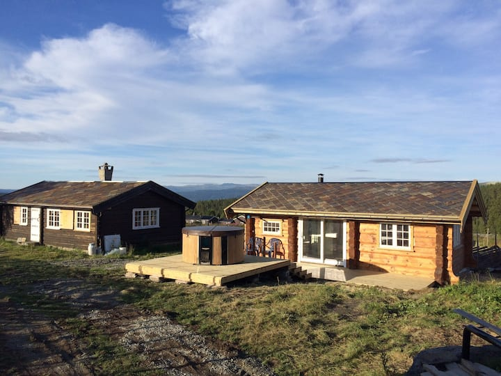 Cabin near Rondane National Park Nær Vinstra/Kvam.
