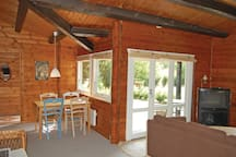 Holiday cottage with 3 bedrooms on 65m² in Fårvang