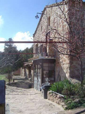 Refuge House Mas de la Mataba - Cortes de Arenoso - Casa
