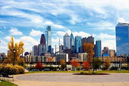 Charming room for Residency interview & step2 CS - 필라델피아(Philadelphia) - 아파트