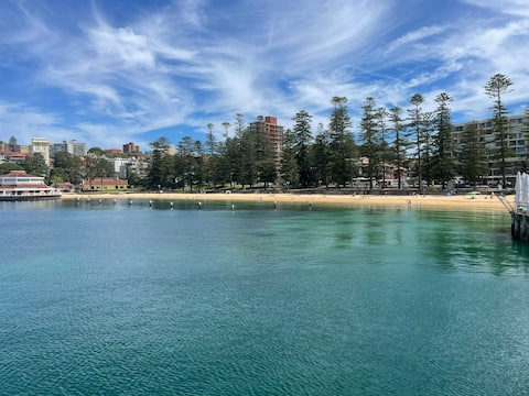 Excellent room 100 meters from Manly beach