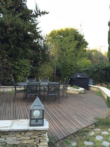 MARSEILLE A LA CAMPAGNE - Marsella - Apartamento
