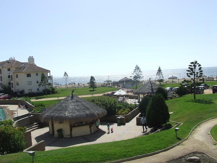Punta Puyai, Primera Linea Frente al Mar !!