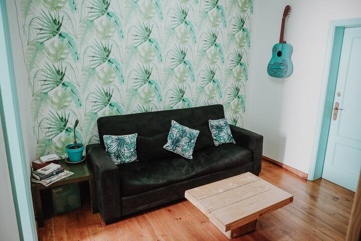 Living room - a place to relax