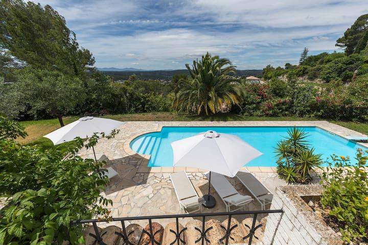Le Maule Provençal - Villa avec piscine