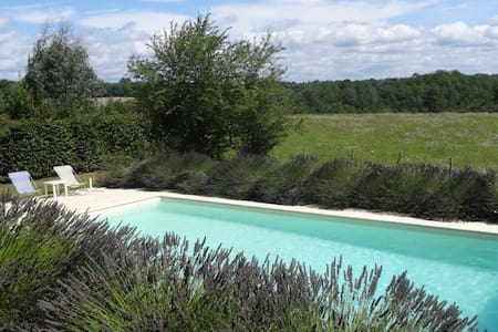 Pretty cottage - own private pool - Montcabrier - House