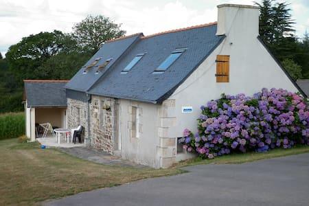 Rent in center certified Brittany - Scrignac - Haus