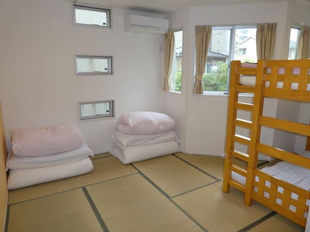 ★Large room - Japanese style