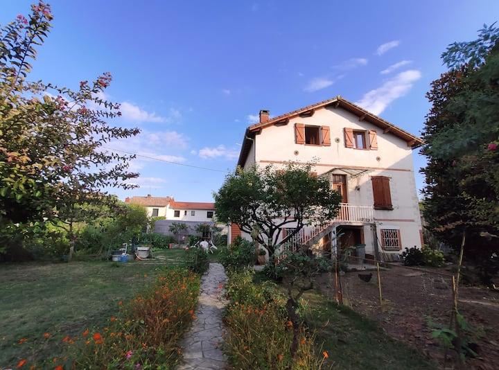 Maison avec jardin à Pech David/Rangueil